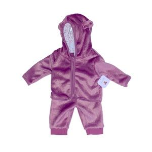 Rene Rofe Baby 2pc Sparkle Outfit - 0-3m